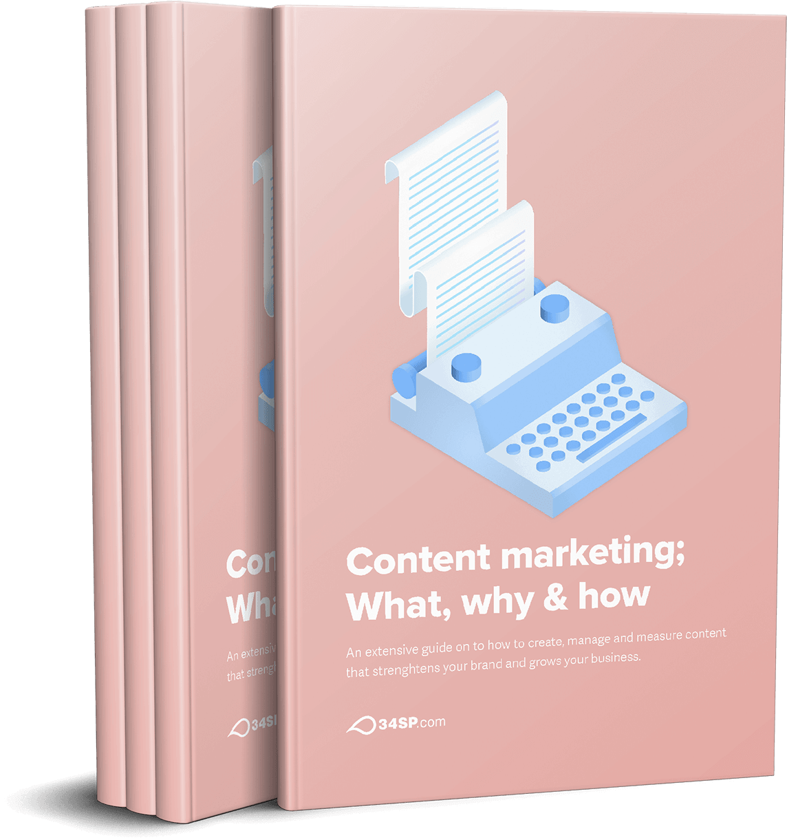 Free ebook: Content Marketing; What, why and how