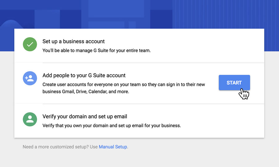 How to setup your domain name to work with Google's G Suite