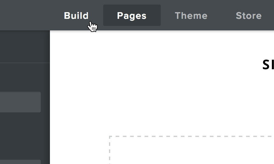 Build your page