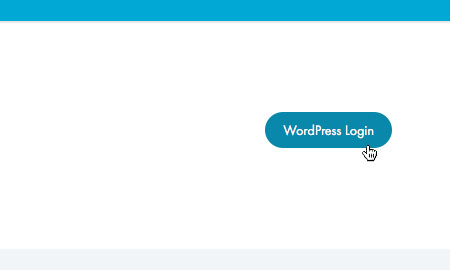 Click the 'WordPress Login' button